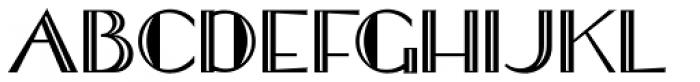 Shareholder JNL Font UPPERCASE