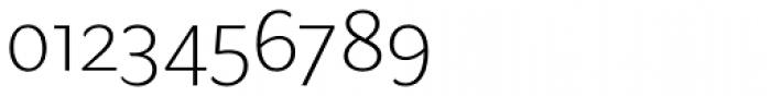 Sharik Sans ExtraLight Font OTHER CHARS