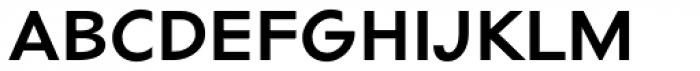 Sharktooth Bold Font UPPERCASE