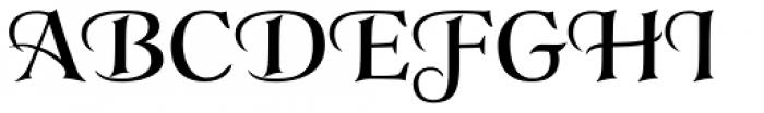 Sharp End Semibold Font UPPERCASE