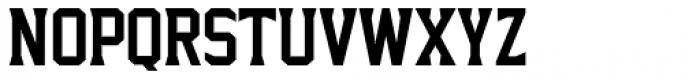 Sharplion Regular Font UPPERCASE