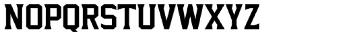 Sharplion Regular Font LOWERCASE