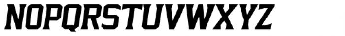 Sharplion Slanted Font LOWERCASE