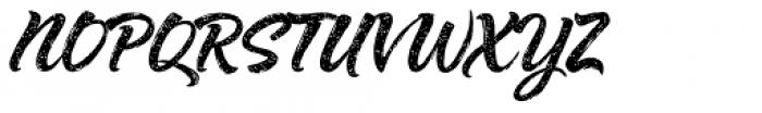 Shavano Rough Font UPPERCASE
