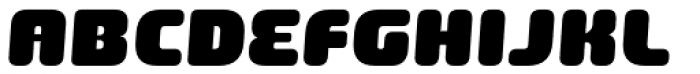 Sheaff Font UPPERCASE