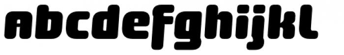 Sheaff Font LOWERCASE