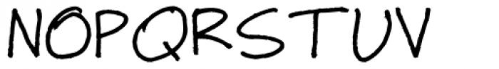 Sheepdog Font UPPERCASE