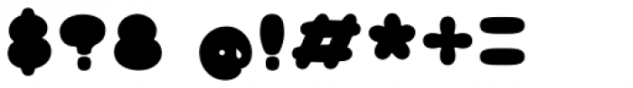 Sheepfill Font OTHER CHARS