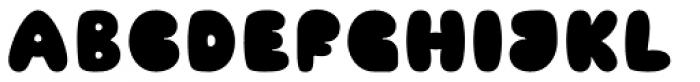 Sheepfill Font UPPERCASE