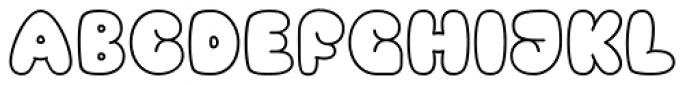 Sheepish Font UPPERCASE