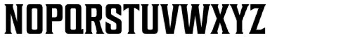 Sheepman Font UPPERCASE