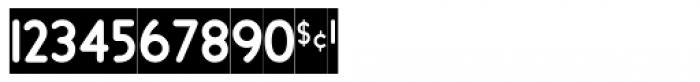 Shelf Tags JNL Font LOWERCASE
