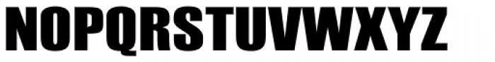 Shelflife Expanded Font UPPERCASE