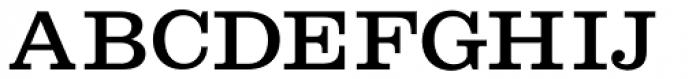 Shenandoah Clarendon Regular Font UPPERCASE