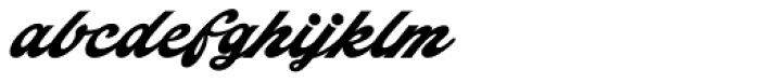Shenandoah Font LOWERCASE