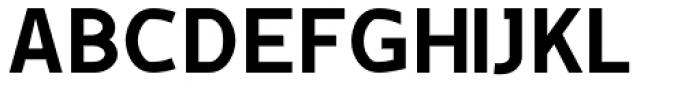 Sherbrooke Bold Font UPPERCASE