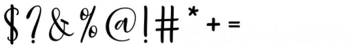 Sherilyn Sherilyn Sans Font OTHER CHARS