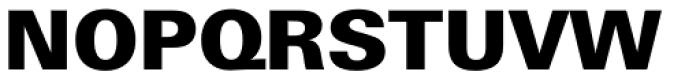 Shilia 830 Black Font UPPERCASE