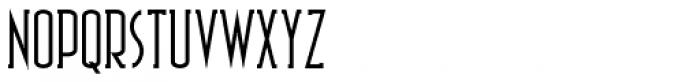Shiloh Serif Plain Font UPPERCASE