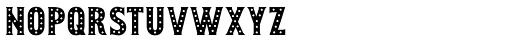 Shining Night Regular Font LOWERCASE