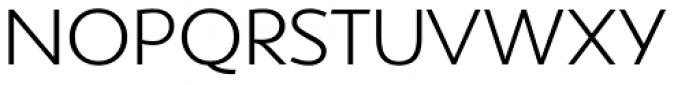 Shinn RR Light Font UPPERCASE
