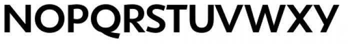 Shinn RR Medium Font UPPERCASE