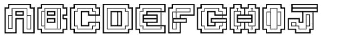 Shipibo Font UPPERCASE