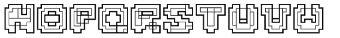 Shipibo Font LOWERCASE