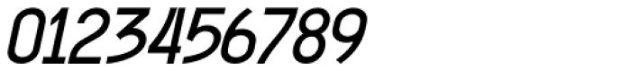 Shipping Carton Oblique JNL Font OTHER CHARS