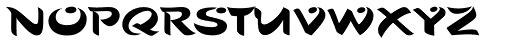 Sho LT Std Roman Font UPPERCASE