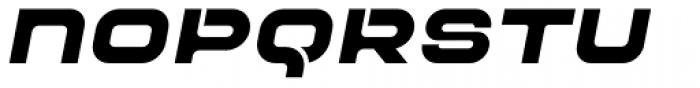 Shock & Awe Tomahawk Font LOWERCASE