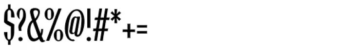 Shockproof Font OTHER CHARS