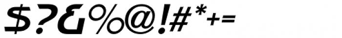 Showmanship Oblique JNL Font OTHER CHARS