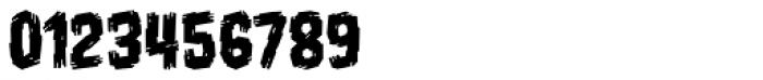 Shrunken Head BB Font OTHER CHARS