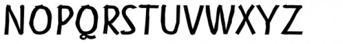 Shuma Bold Font UPPERCASE