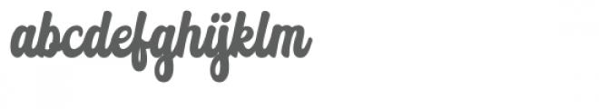 Sheraton Font LOWERCASE