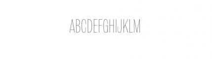 Shiva Regular Font UPPERCASE