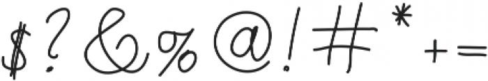 SIDFont15 ttf (400) Font OTHER CHARS