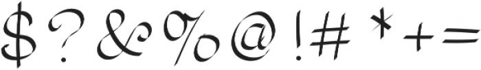 SIDFont2 ttf (400) Font OTHER CHARS