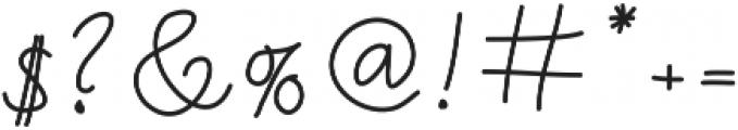 SIDFont22 ttf (400) Font OTHER CHARS