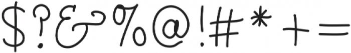 SIDFont24 ttf (400) Font OTHER CHARS