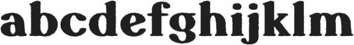 Sicilia Grotesque Press otf (400) Font LOWERCASE