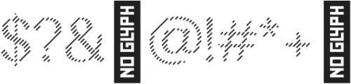 Sicilia Lines otf (400) Font OTHER CHARS
