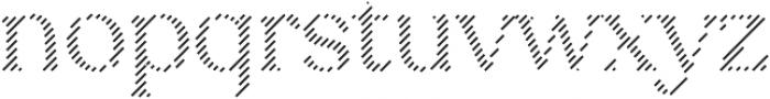 Sicilia Lines otf (400) Font LOWERCASE