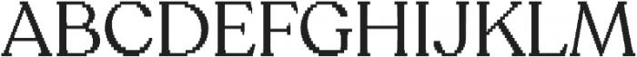 Sicilia pixels otf (400) Font UPPERCASE