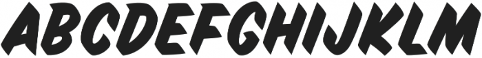 Sideshow Display otf (400) Font LOWERCASE