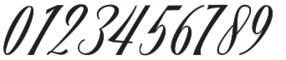 Sigarillos otf (400) Font OTHER CHARS