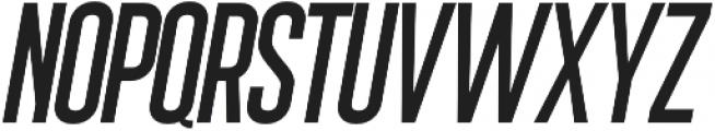 Sigma otf (400) Font UPPERCASE