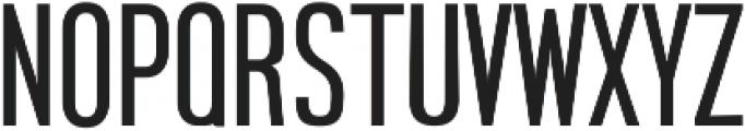 Sigma ttf (400) Font UPPERCASE