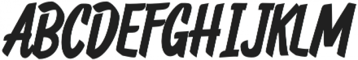 Sign Panthers Script otf (400) Font UPPERCASE
